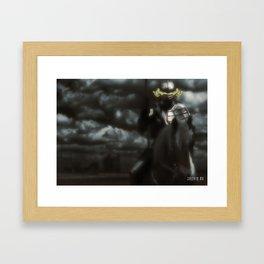 Poster - Knight 2 Framed Art Print