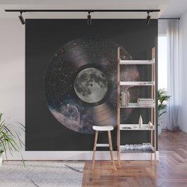 L.P. (Lunar Phonograph) Wall Mural