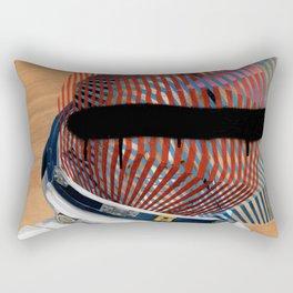 Spaceman No:2 Rectangular Pillow