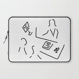 travel agency travel agent Laptop Sleeve