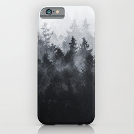 The Heart Of My Heart // Midwinter Edit iPhone Case
