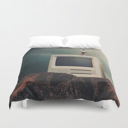 We are going to Escape Duvet Cover