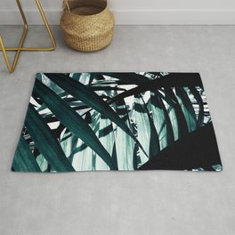 Inside of Palm Trees Rug
