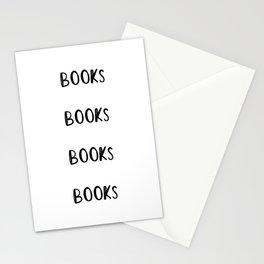 Books Books Books Books Stationery Cards