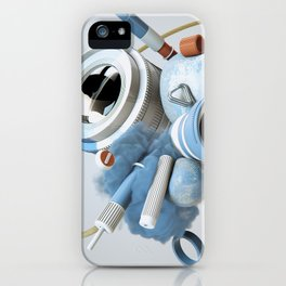 3D Objective iPhone Case