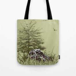 Loved Bug Tote Bag
