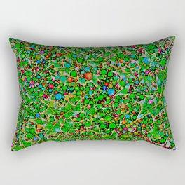 Boughs of Holly Rectangular Pillow