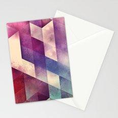 ryd jyke Stationery Cards