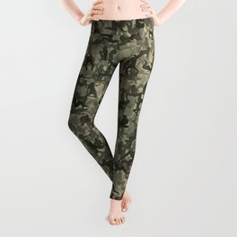Sexy girls camouflage Leggings