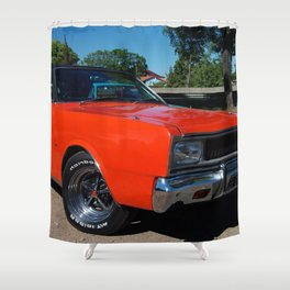 1976 Argentinian Model Only MOPAR GTX Shower Curtain