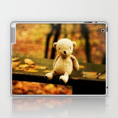 Taking the weight off my Paws Laptop & iPad Skin