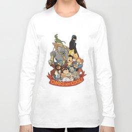Comics are Cool! Long Sleeve T-shirt