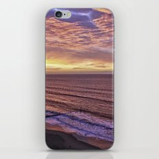 Purple Sky iPhone & iPod Skin