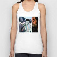 lightning Tank Tops featuring lightning by Mowil