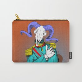 General Goat Likes This Carry-All Pouch