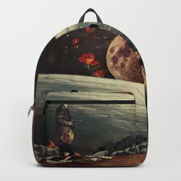 The Roses Came Backpack