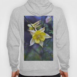 Summery breathing of flowers Hoody