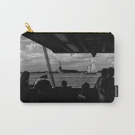 Ferry, Liberty & Silhouettes Carry-All Pouch
