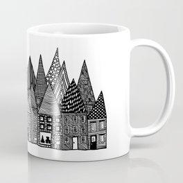 Medieval Village I Coffee Mug