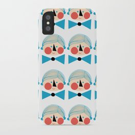 Herra iPhone Case