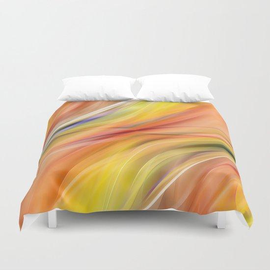 Colorgradient 27 Duvet Cover