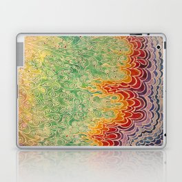 Vines and Flames Laptop & iPad Skin