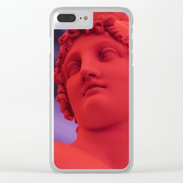 [NE͢ON͏] Clear iPhone Case