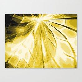 Travel Light Canvas Print