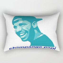champagne papi Rectangular Pillow
