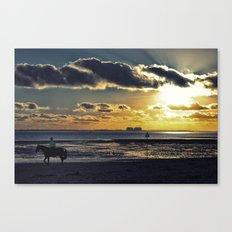 Mersea Island Canvas Print