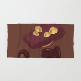 kind face car parts Hand & Bath Towel