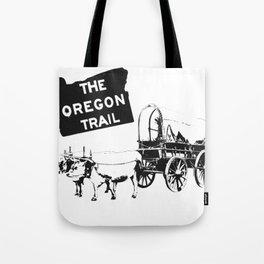 The Oregon Trail Tote Bag