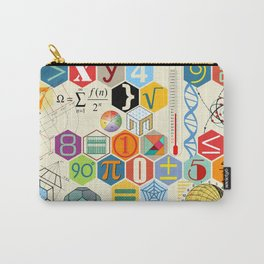 Math in color Carry-All Pouch