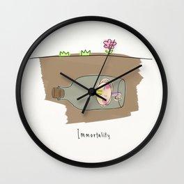 Immortality Wall Clock