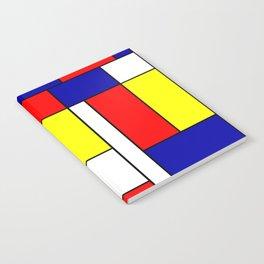 Mondrian #38 Notebook