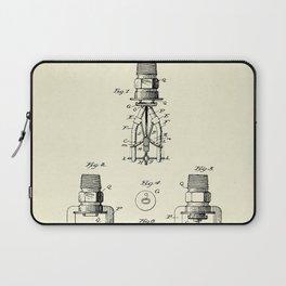 Automatic Fire sprinkler-1888 Laptop Sleeve