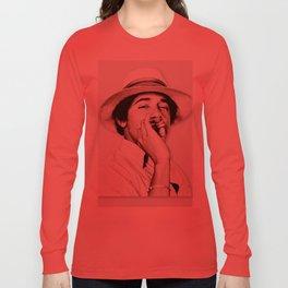 Barack Obama Smoking weed Long Sleeve T-shirt