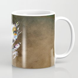 Female Flowers Coffee Mug
