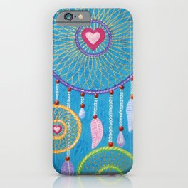 Dream a Little Dream, by Soozie Wray iPhone Case