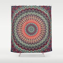 Mandala 300 Shower Curtain