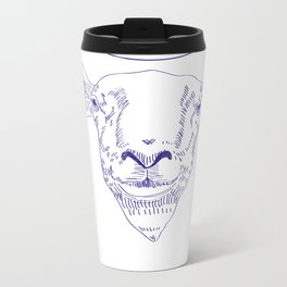 heiliges Schaf Metal Travel Mug