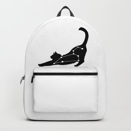 leo cat Backpack