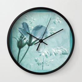crane's bill  Wall Clock