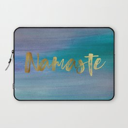 Namaste, Ocean Mermaid 1 Laptop Sleeve