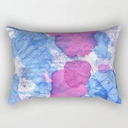 bisexual abstract Rectangular Pillow