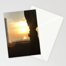 Morning Blaze - Cavite, Philippines Stationery Cards