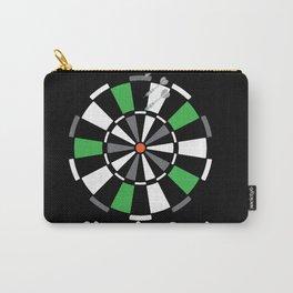 Shanghai Darts Arrow Club Dartboard Funny Carry-All Pouch