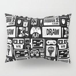 It's a Game Dev World Pillow Sham