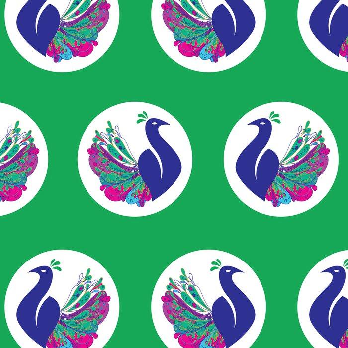 Peacock Fantasy Leggings