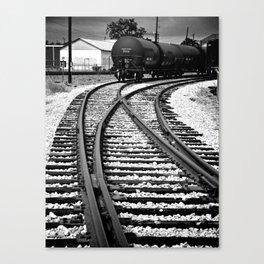 En Route Canvas Print